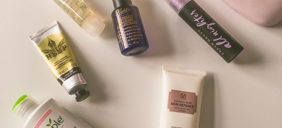 Beauty and skincare