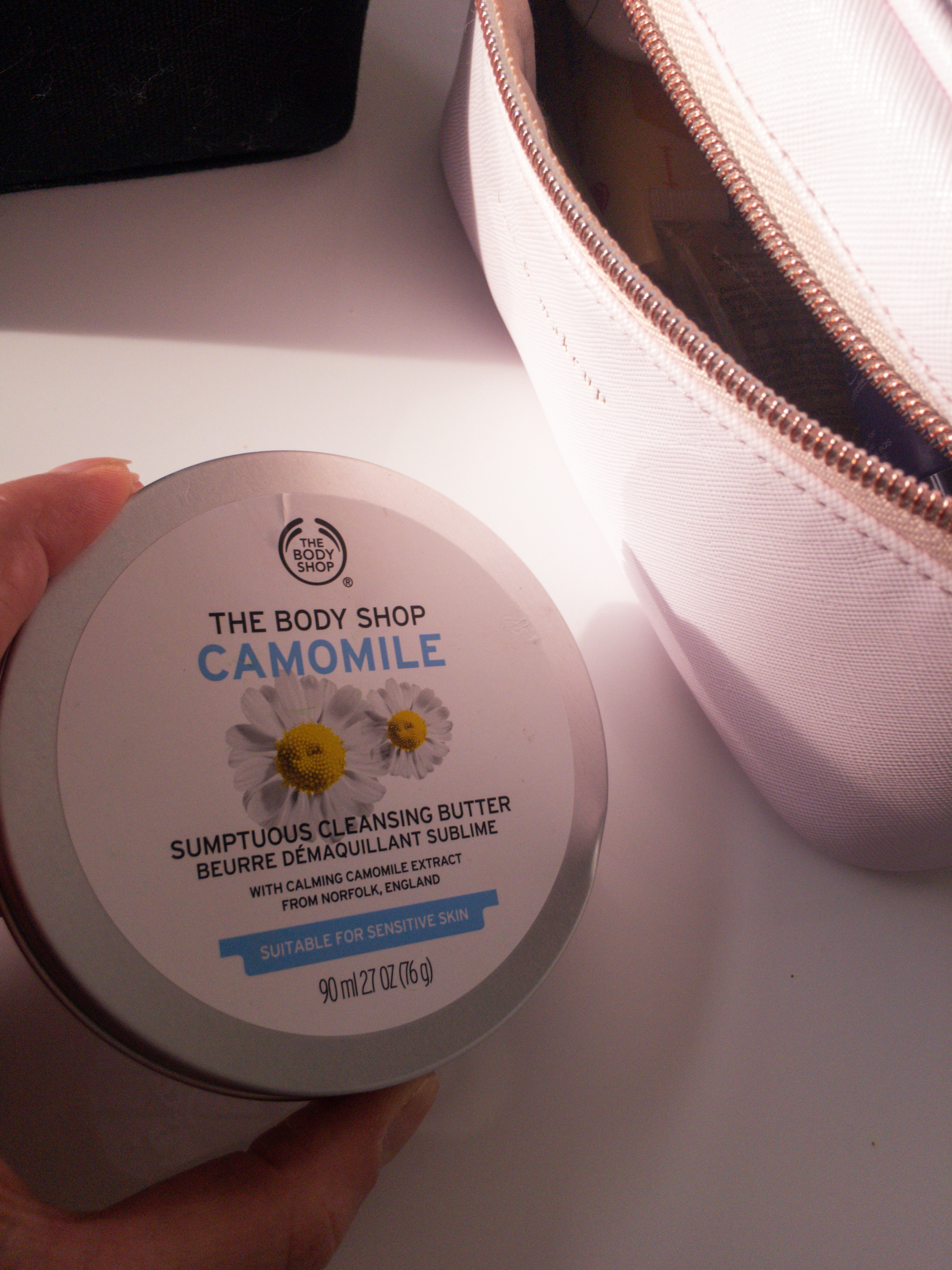 The Body Shop Cleanser Beauty Skincare