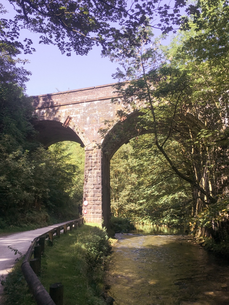 Millers Dale, Chee Dale,  Monsal Trail, Derbyshire