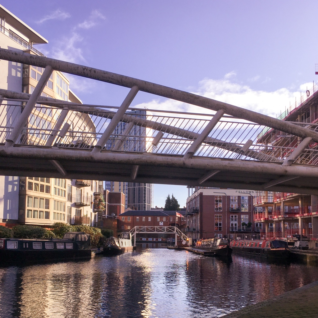 Birmingham, Brindley Place, Travel Plans