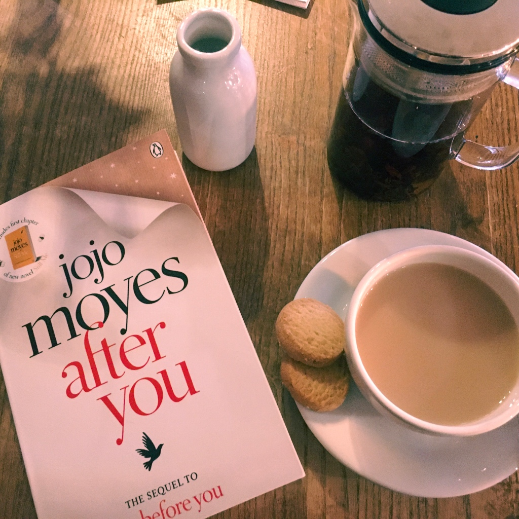 Jojo Moyes After You and Coffee