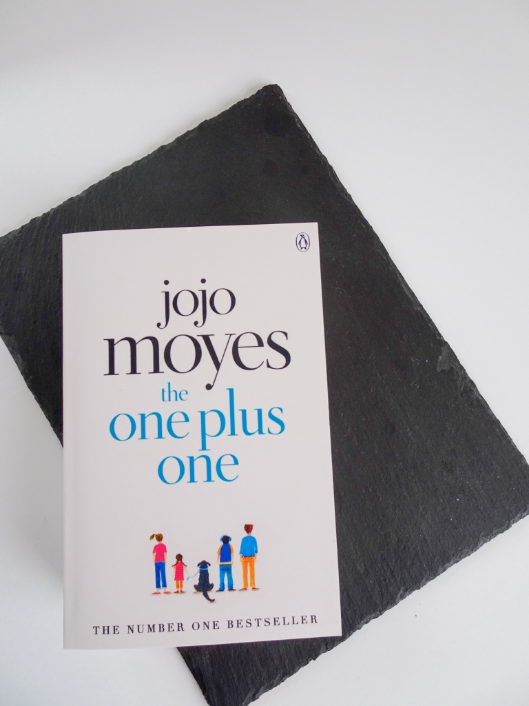 Jojo Moyes The One Plus One  book of the month